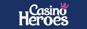 Casino Heroes Logo Wide