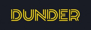 Dunder Casino Logo Wide