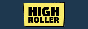 Highroller Casino Logo Wide