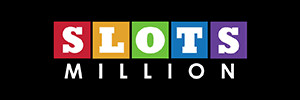 SlotsMillion Logo Wide
