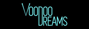 Voodoo Dreams Logo Wide