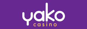Yako Casino Logo Wide
